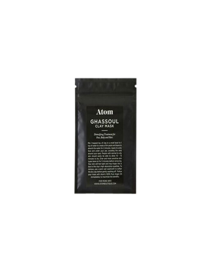 Atom Boutique Ghassoul Clay Mask 25g