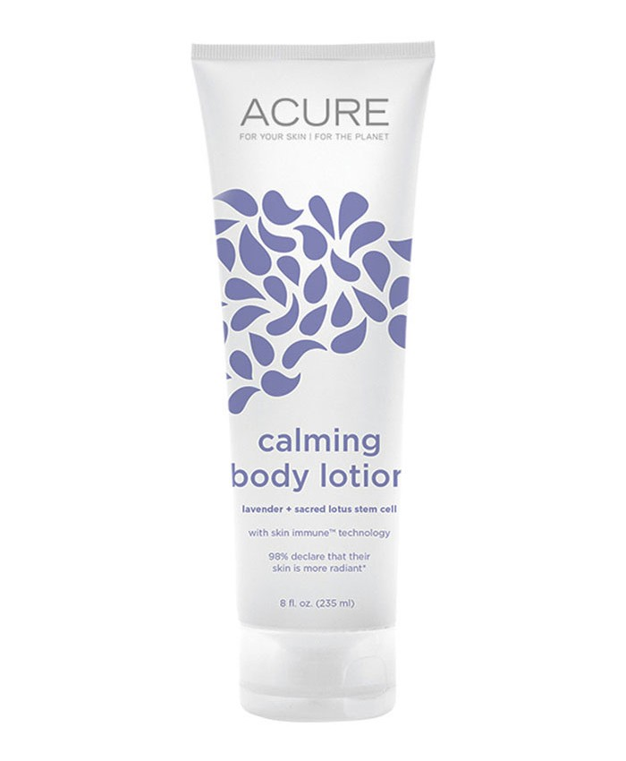 Acure Calming Body Lotion