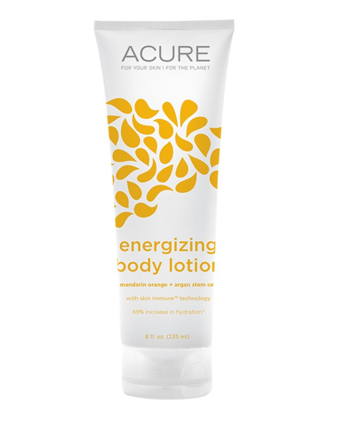 Acure Energising Body Lotion