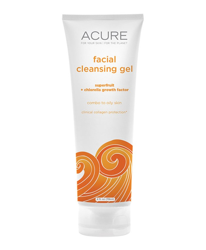 Acure Facial Cleansing Gel