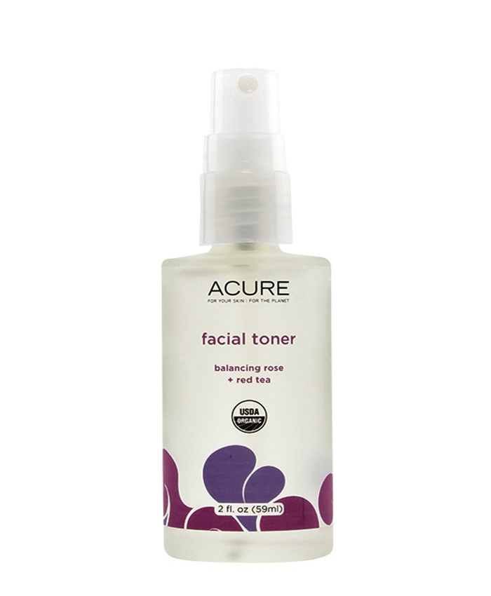 Acure Rose and Red Tea Facial Toner