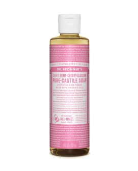 Dr Bronner's Original Castile Liquid Soap 237ml