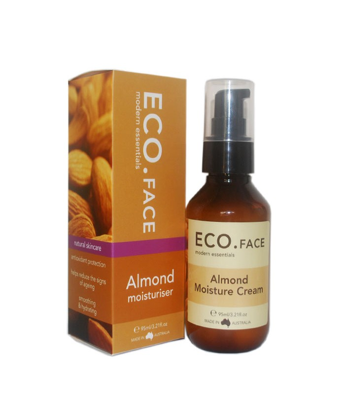 ECO. Almond Moisture Cream