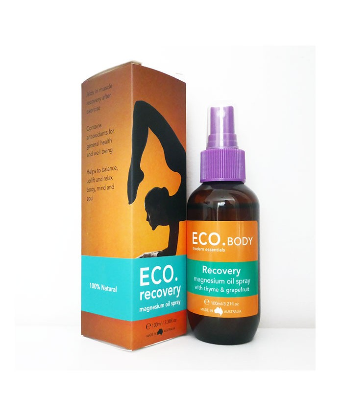 ECO. Recovery Magnesium Spray