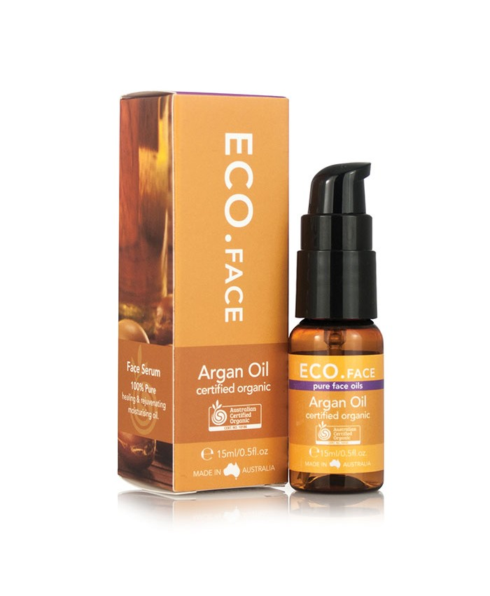 ECO. Certified Organic Argan Face Oil