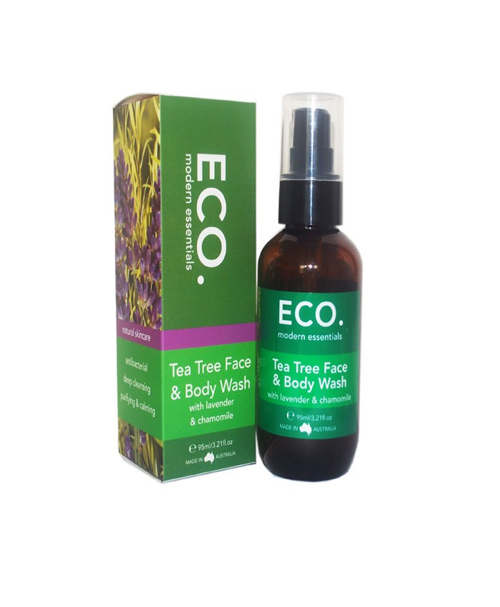 ECO. Tea Tree Face & Body Wash