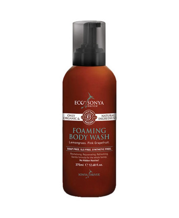 Eco Tan Organic Foaming Body Wash 375ml