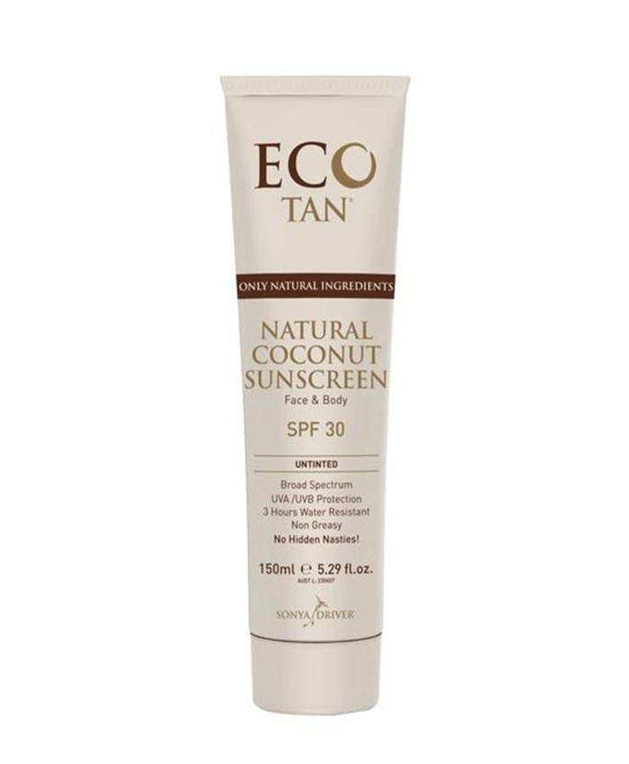 Eco Tan Natural Sunscreen Untinted