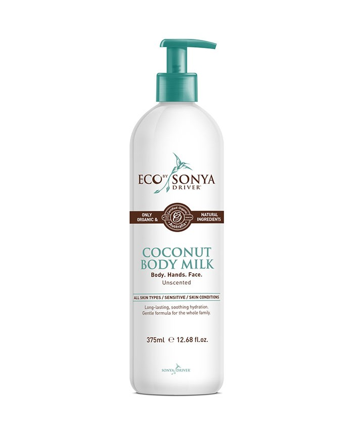 Eco Tan Organic Coconut Body Milk 375ml