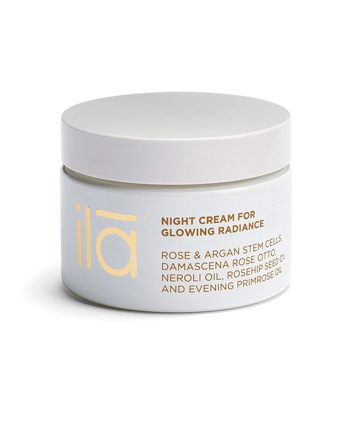 ila Spa Night Cream for Glowing Radiance