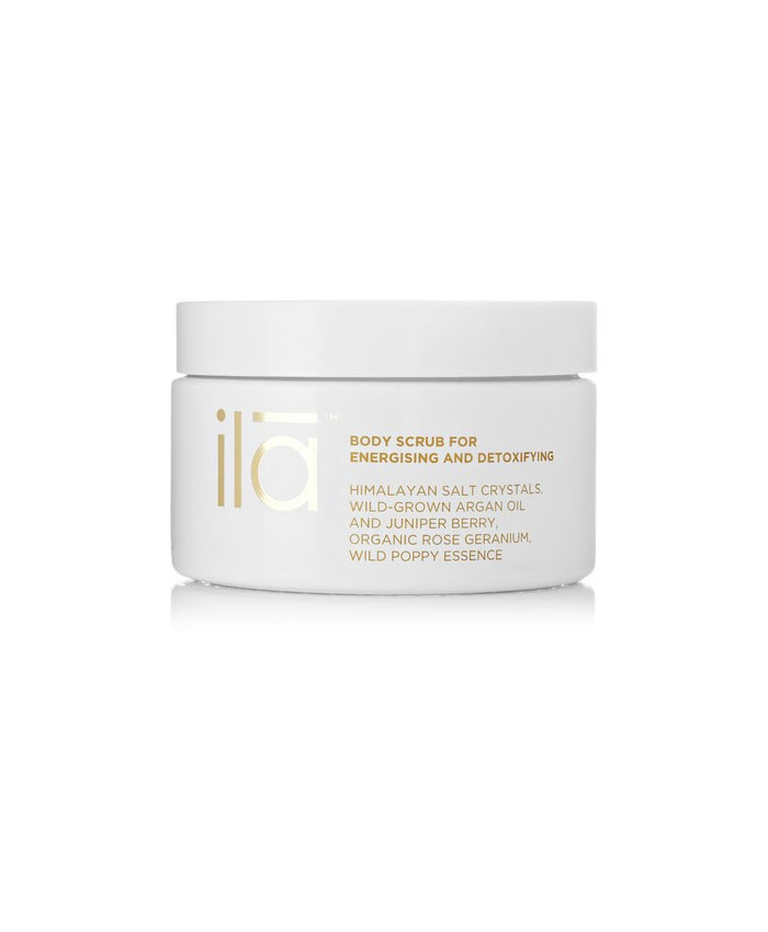 ila Spa Body Scrub for Energising and Detoxifying