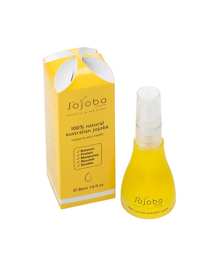 Jojoba - 100% Natural Australian Jojoba Oil - 30ml