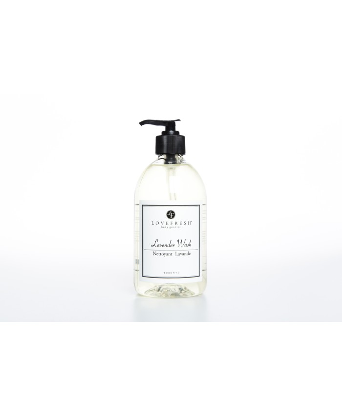 Lovefresh Lavender Hand and Body Wash