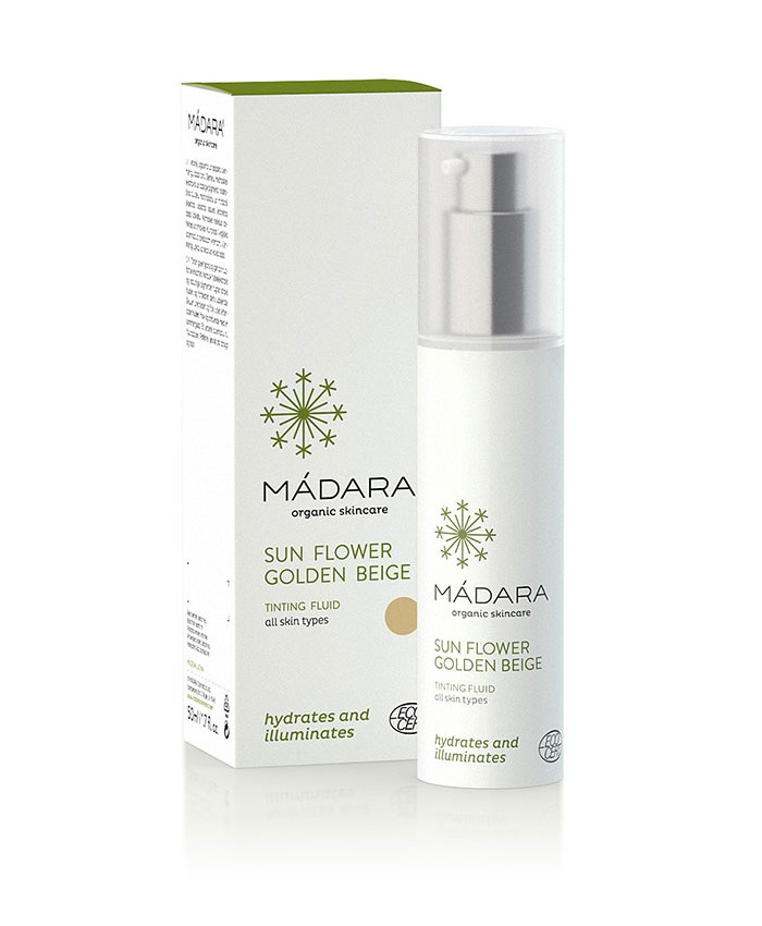 Madara Sunflower Tinting Fluid 50ml