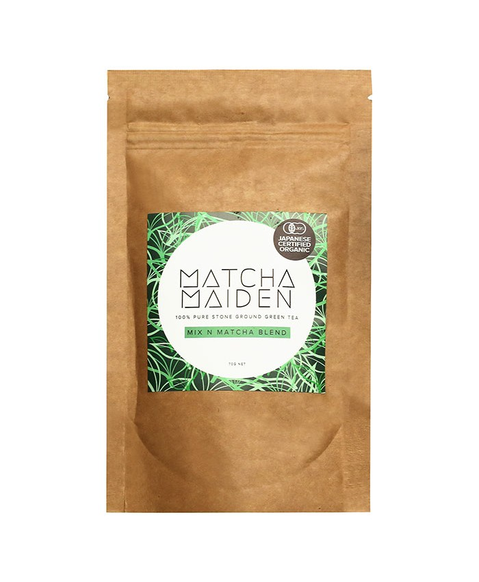 Matcha Maiden Pure Green Tea Powder 20g