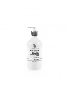 Baby Organic Body Wash and Shampoo