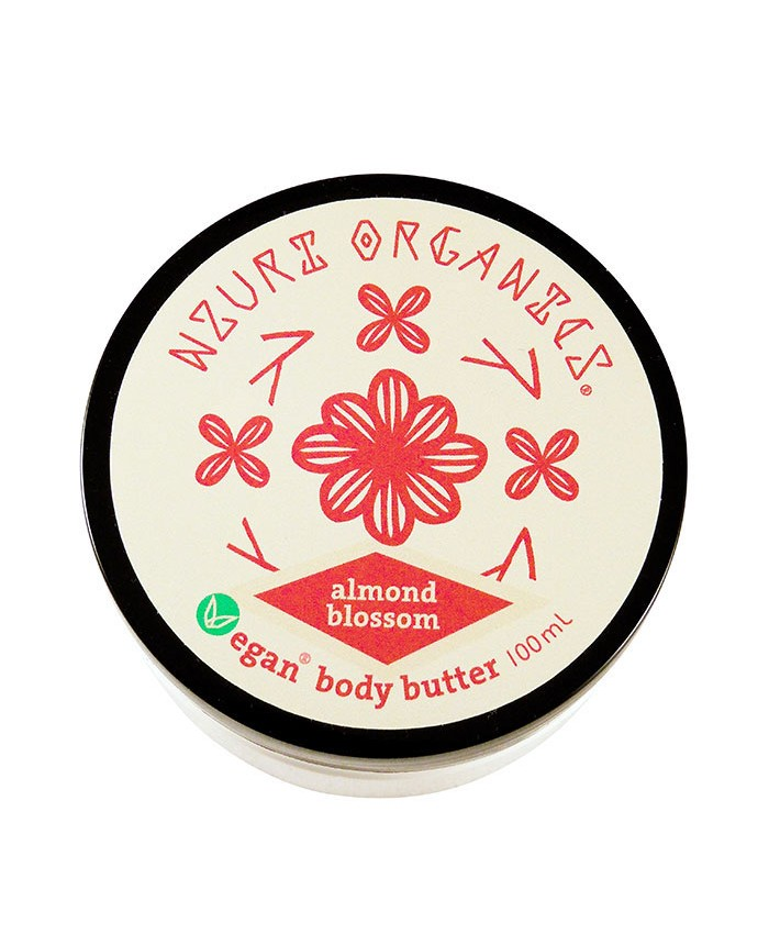 Nzuri Organics Almond Blossom Body Butter 30ml