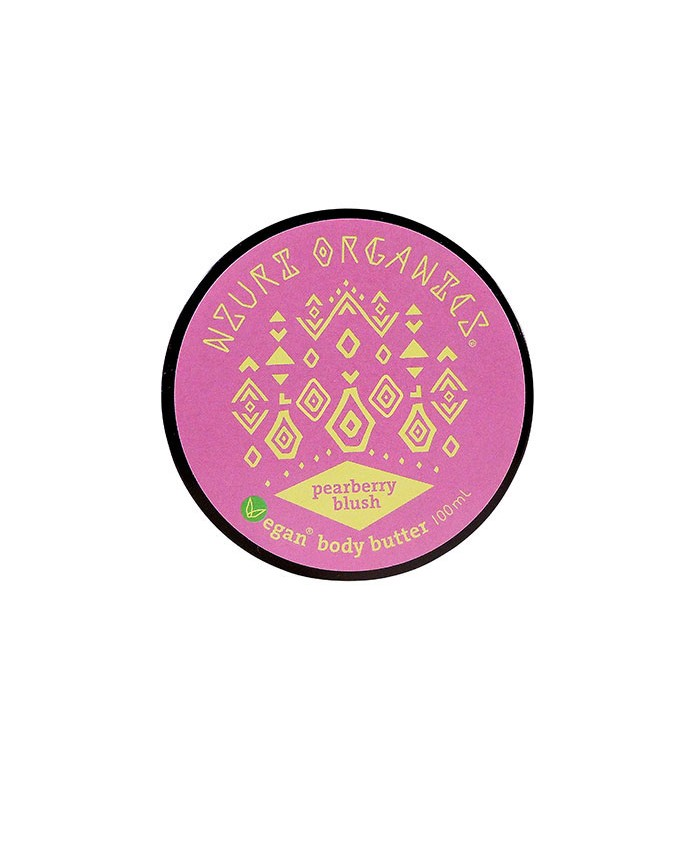 Nzuri Organics Pearberry Blush Body Butter 100ml