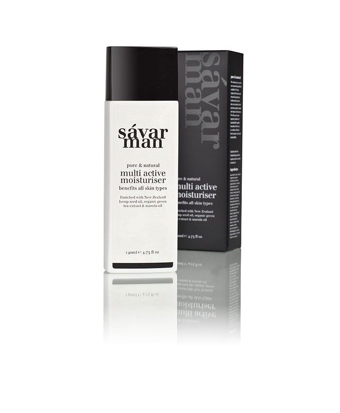 Savar Multi Active Mens Moisturiser
