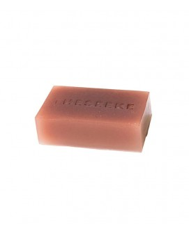 The Seeke Rose Geranium Lemon and Clay Cleanser Bar