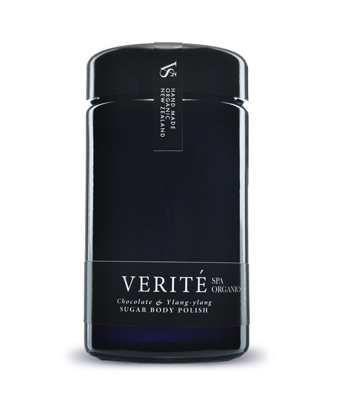 Verité Chocolate and Ylang Body Polish