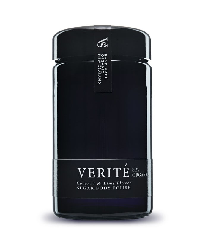 Verité Coconut and Lime Flower Body Polish