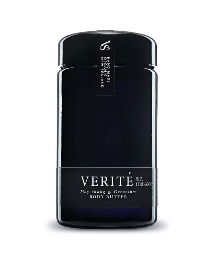 Verité May Chang and Geranium Body Butter