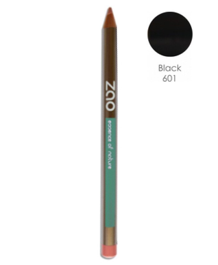 Zao Organics Eyeliner Pencil Black